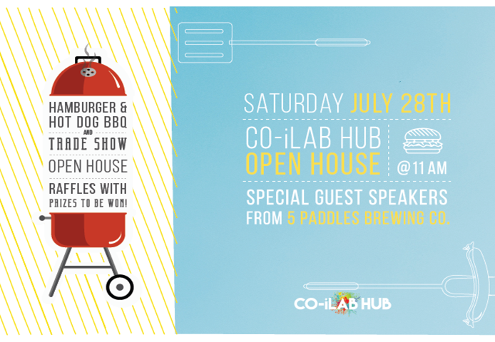 Co-iLab Hub Open House